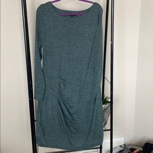 Banana republic long sleeve dress SZ XL.